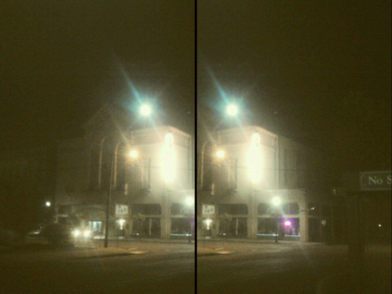 Le moon et theatre